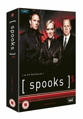 Spooks : Complete BBC Series 5 [2007] [DVD] [2002] - DVD  1GVG The Cheap Fast