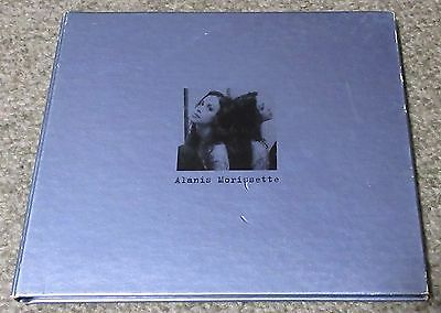 ALANIS MORISSETTE Japan PROMO ONLY CD digipack 10 tracks inc LIVE more AVAILABLE