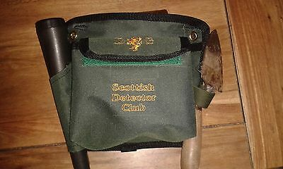 Metal Detecting Finds Pouch Detecting In Style