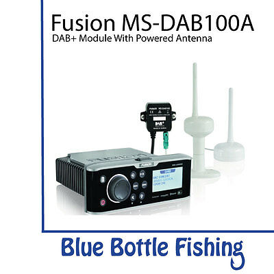 Fusion MS-DAB100A DAB+ Module with Powered Antenna