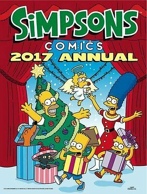 The Simpsons - Annual 2017 (Annuals 2017) By Matt Groening