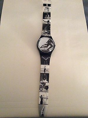 Atlanta Olympic Games 1996 Annie Leibovitz Swatch Watch