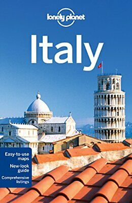 Lonely Planet Italy (Travel Guide) by Wheeler, Donna Book The Cheap Fast Free