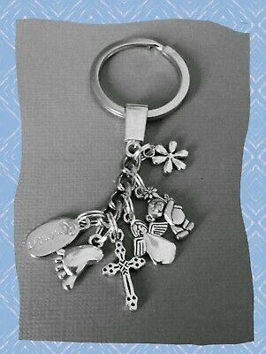 Memorial baby Key Ring, footprints, angels,remember