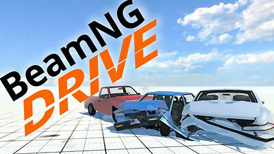 BeamNG.drive Steam PC Download [Europe-DE-North America]