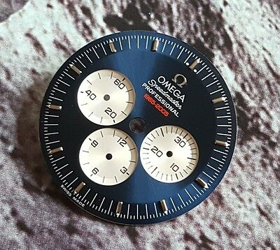New 3565.80 Omega Speedmaster Gemini Iv 4 Dial Limited Edition First Eva Space