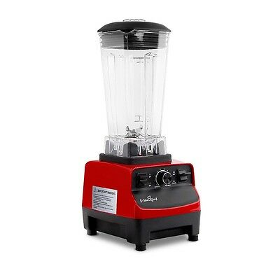 NEW 2300W 2-in-1 Multi-functional Kitchen Food Processor and Blender 2L - Red