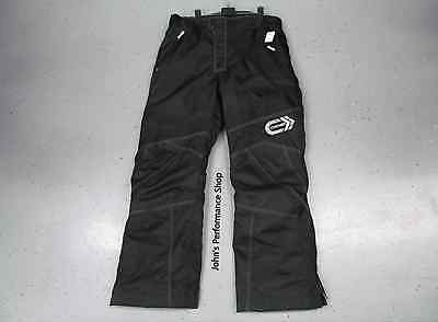 Choko Men's CFR Nylon Black Snowmobile Pants M L 2XL 52PN000-