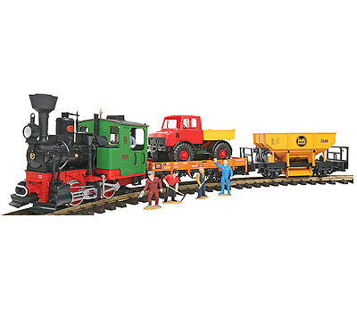 Lgb G Scale Freight Starter Set | Ships In 1 Business Day | 72403