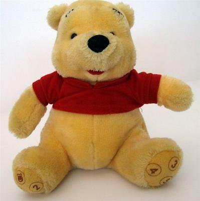 """Interactive Winnie The Pooh 10"""" SEE VIDEO Counting Tells Story Honey Bees (A3)"""
