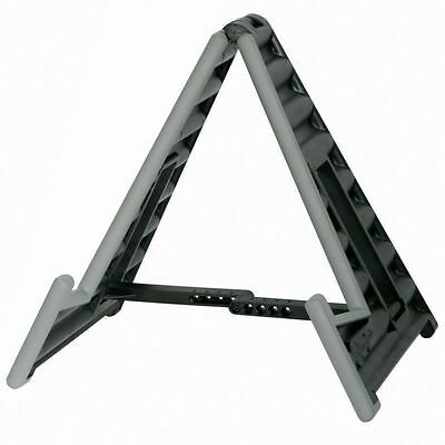 """K&M 17590 Electric Guitar Stand """"Wave 20"""" - Black"""