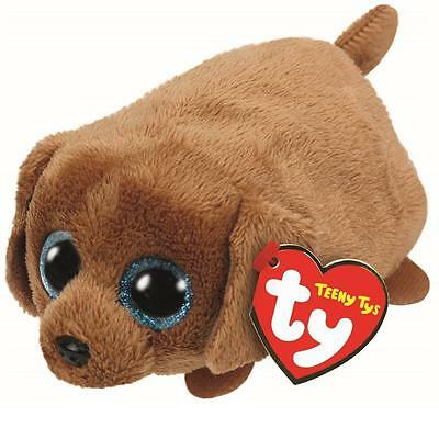Ty Beanie Babies 42214 Teeny Tys Ranger the Brown Dog