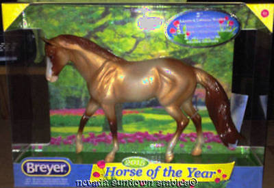 Breyer Model Horses 2015 Classic Horse of the Year Liam