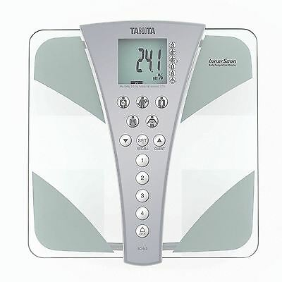 Tanita Body Composition Monitor Body Fat Water Bone/Muscle Mass BMI BIA Scales