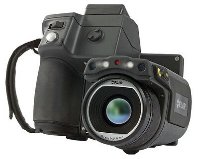 FLIR T640 Advanced Thermal Imaging Camera, 307200 Pixels (640 x 480)