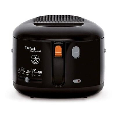 Tefal Filtra One Black FF162840 2.1L Deep Fat Fryer 1900W