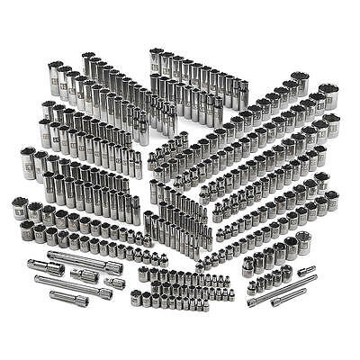 Craftsman 308 Piece Socket Set with Extension Bars
