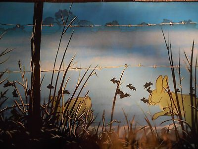 Watership Down Print Poster  The Journey Begins