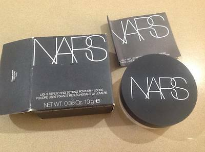 NARS Loose Light Reflecting Powder, Translucent Crystal - Brand NEW and Boxed!
