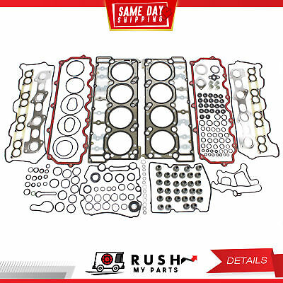 DNJ HGS4215 MLS Cylinder Head Gasket Set For 03-10 Ford 6.0L POWER-STROKE
