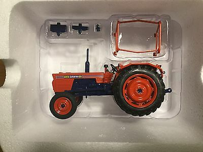 Same saturno 80 tractor 2wd Lcn Zwolle 2014 scale 1:32 not britains / sikh