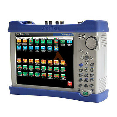 Anritsu MT8212E Cell Master Base Station Analyzer - OPTIONS INCLUDED