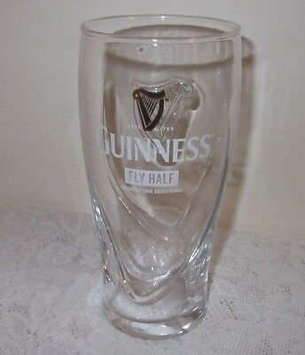 A Limited Edition Guinness Pint Glass Rugby World Cup 2015 - FLY HALF
