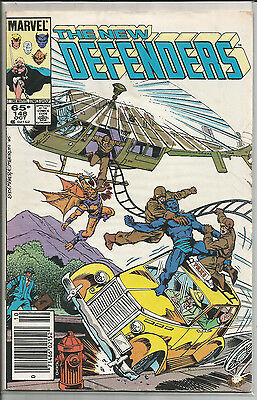 The New Defenders #148 (Oct 1985,Marvel)