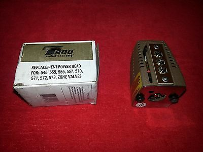Taco Replacement Power Head 555-050Rp