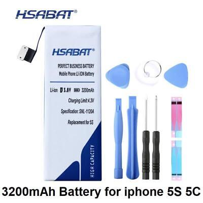 Iphone 5s Battery 3200mAh Replacement Internal Li Ion High Capacity Apple New