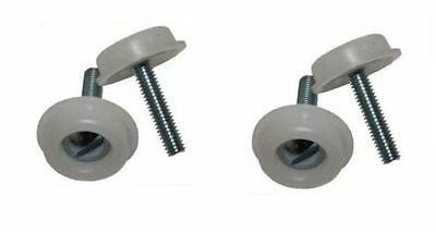 4 x HEADBOARD BOLTS SCREWS AND WASHERS FOR DIVAN BEDS