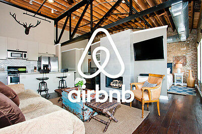 Airbnb discount, save Up To £30 on your first booking! New Sign Up Members Only