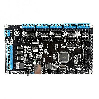 SainSmart 20-029-129 2-in-1 3D Printer Controller Board for RepRap Arduino RA...