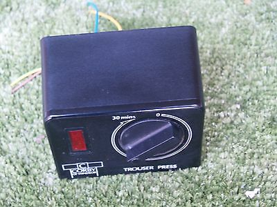 Used Corby Trousers Press   Timer Control Unit