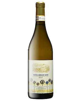 Albino Rocca Moscato D'Asti 2014 case of 12 Sweet White Wine 750mL