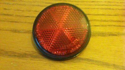New Old Stock Yamaha Ty,dt,rd,xs,etc Rear Reflector Made By Stanley 1970/s 1980/