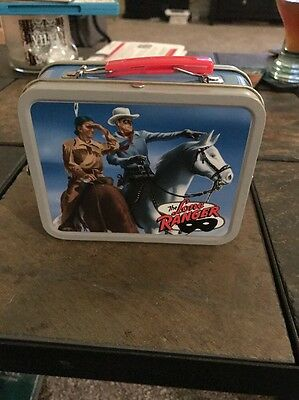 The Lone Ranger Mini Lunch Box