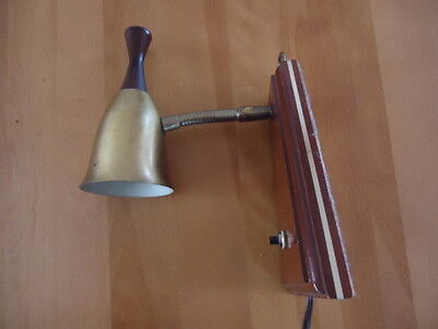 MID CENTURY WALL LAMP  Sconce