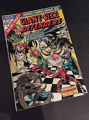 Giant-Size Defenders 3 - 1st Appearance Korvac