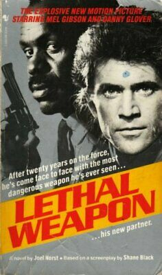 Lethal Weapon by Norst, Joel Paperback Book The Cheap Fast Free Post