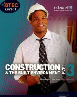 BTEC Level 3 National Construction and the Built Environment St... 9781846906565