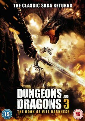 Dungeons & Dragons 3 [DVD] - DVD  0IVG The Cheap Fast Free Post