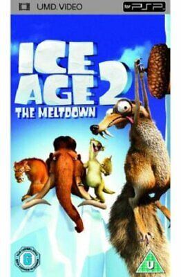 Ice Age 2: the Meltdown [UMD Mini for PSP] - DVD  NWVG The Cheap Fast Free Post