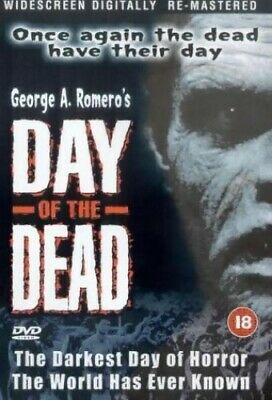 Day Of The Dead [DVD] [1986] - DVD  Y1VG The Cheap Fast Free Post