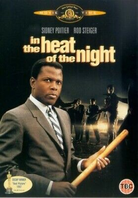 In The Heat Of The Night [DVD] [1967] - DVD  QZVG The Cheap Fast Free Post