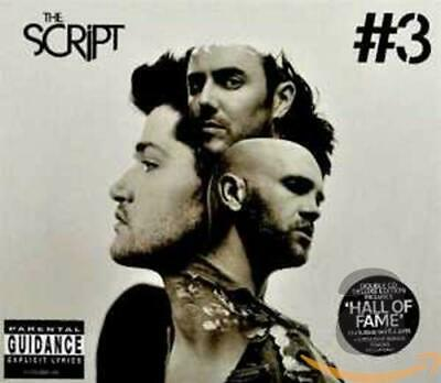The Script - #3 (Deluxe) - The Script CD TMVG The Cheap Fast Free Post