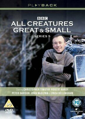 All Creatures Great & Small - Series 5 [1988] [DVD] - DVD  GWVG The Cheap Fast