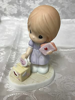 """Precious Moments """"I Give My Heart To You"""" 730001 Valentine's Day Gifts"""