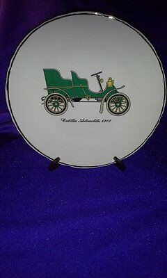 The Henry Ford Museum Collector Plate; Cadillac Automobile, 1903; Dearborn, MI
