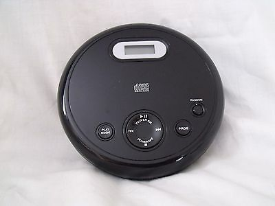 Currys Essentials Portable CD Player model CPERCD11